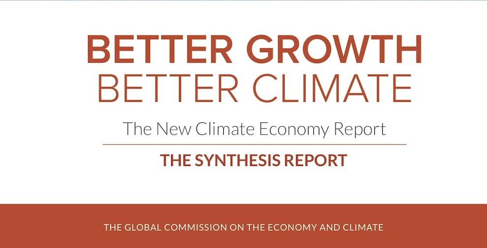 informe the new climate report