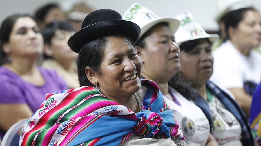 (Foto: Oxfam Perú, vía Flickr).