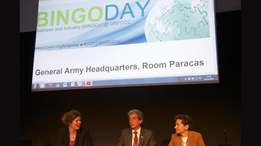 Inauguración Bingo Day (Foto: Andrés Velarde)