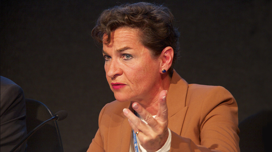 Christiana Figueres (Foto:Andrés Velarde)
