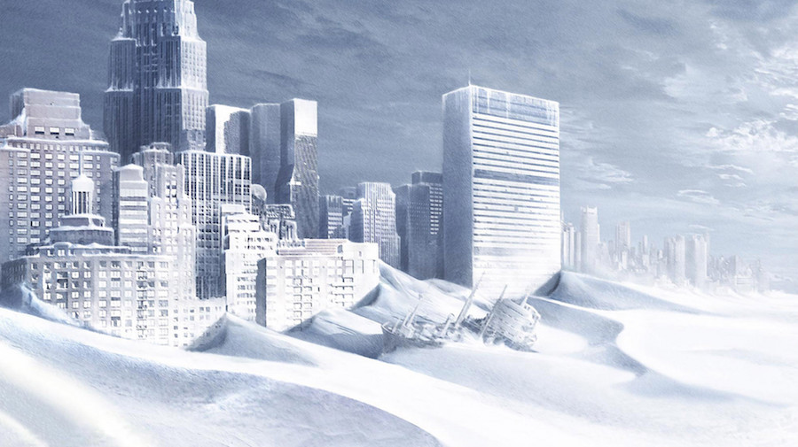 (Imagen: The Day After Tomorrow).