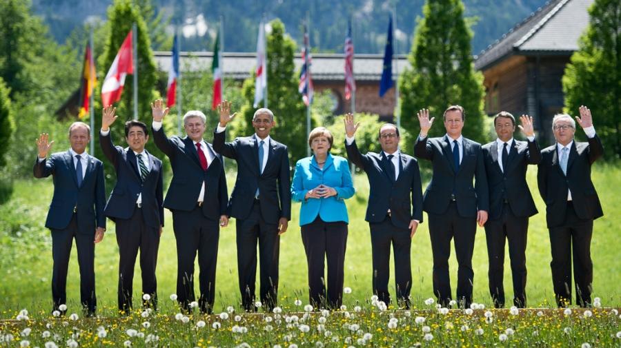 G7 Alemania Junio COP21