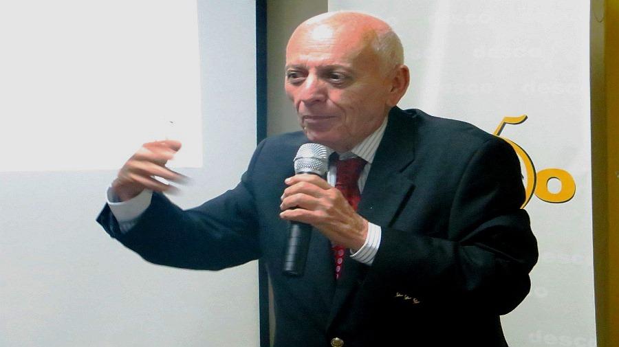 Avelino Suárez Rodríguez, físico del Centro de Investigaciones para la Economía Mundial