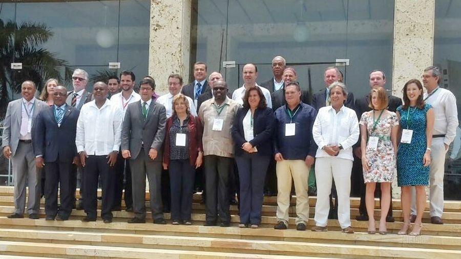 Reunion_ministros_de_medio_ambiente_America_Latina_2016_cambio_climatico