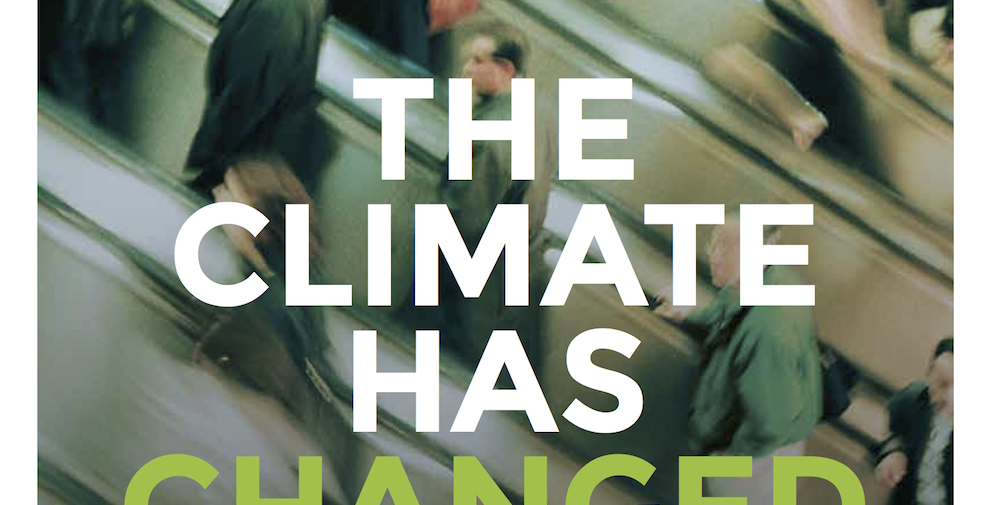 6 Informe Clave The Climate Has Changed