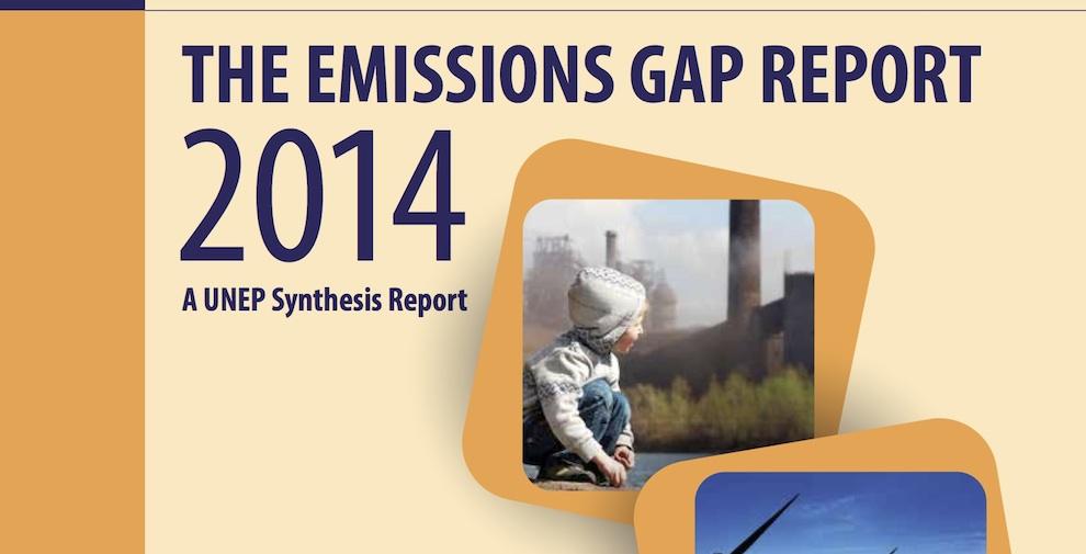 informe 7 emissions gap report
