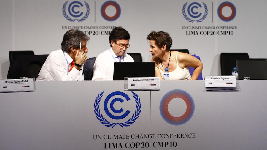 (Foto: Flickr de COP20).