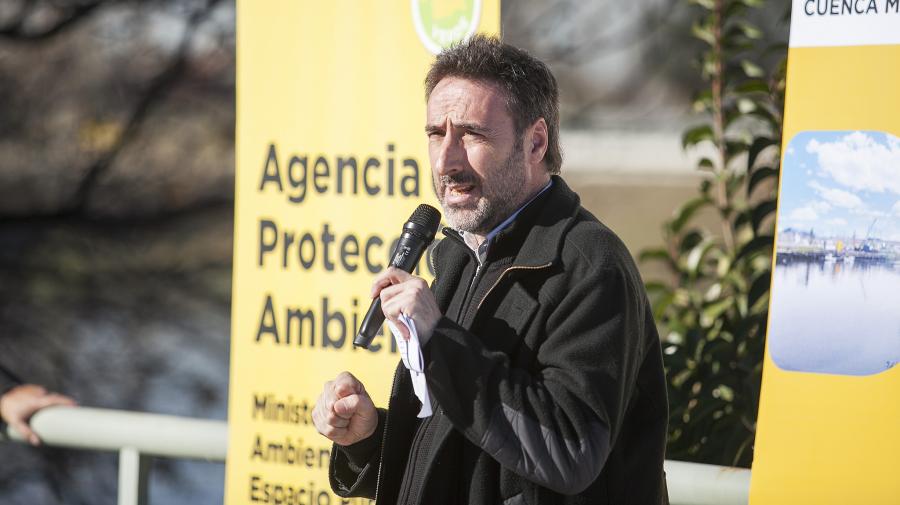Juan Carlos Villalonga. Foto: Agencia de protección ambiental