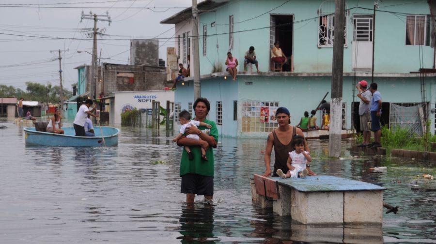 Resiliencia niño COP21