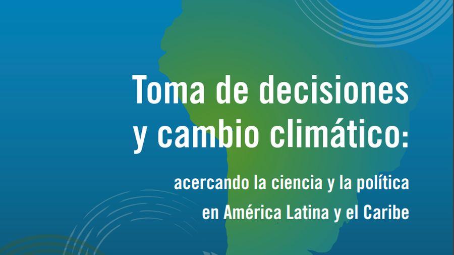TomaDedecisiones_Cambio Climático