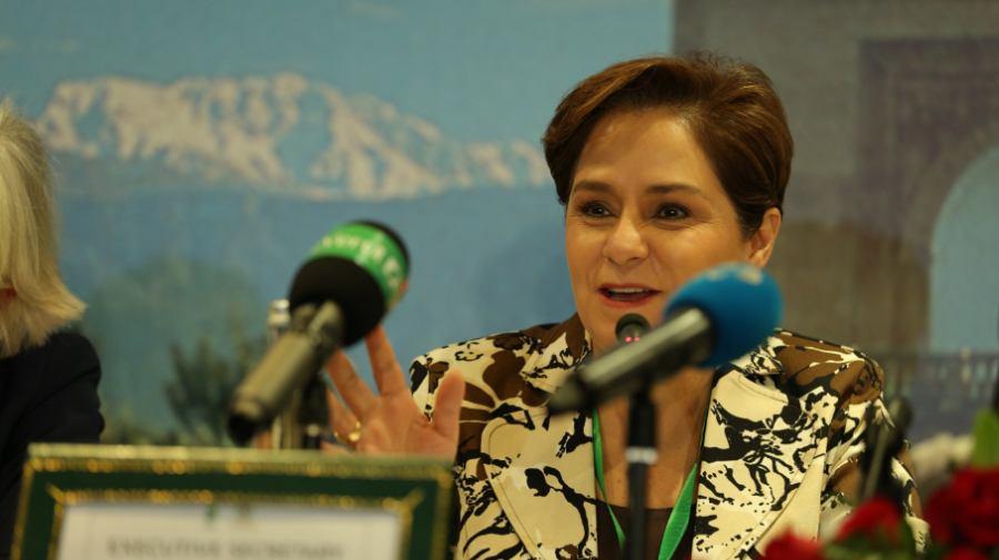 Patricia Espinosa (Foto: COP22)